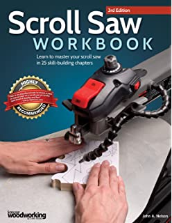 Amazon shop fox w1713 16 inch variable speed scroll saw home scroll saw workbook 3rd edition learn to master your scroll saw in 25 skill greentooth Images