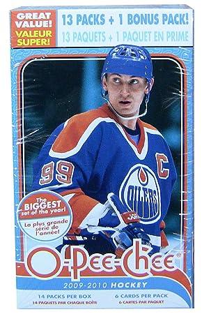 2009 10 O Pee Chee Nhl Hockey Cards Blaster Box 09 10 Trading Card