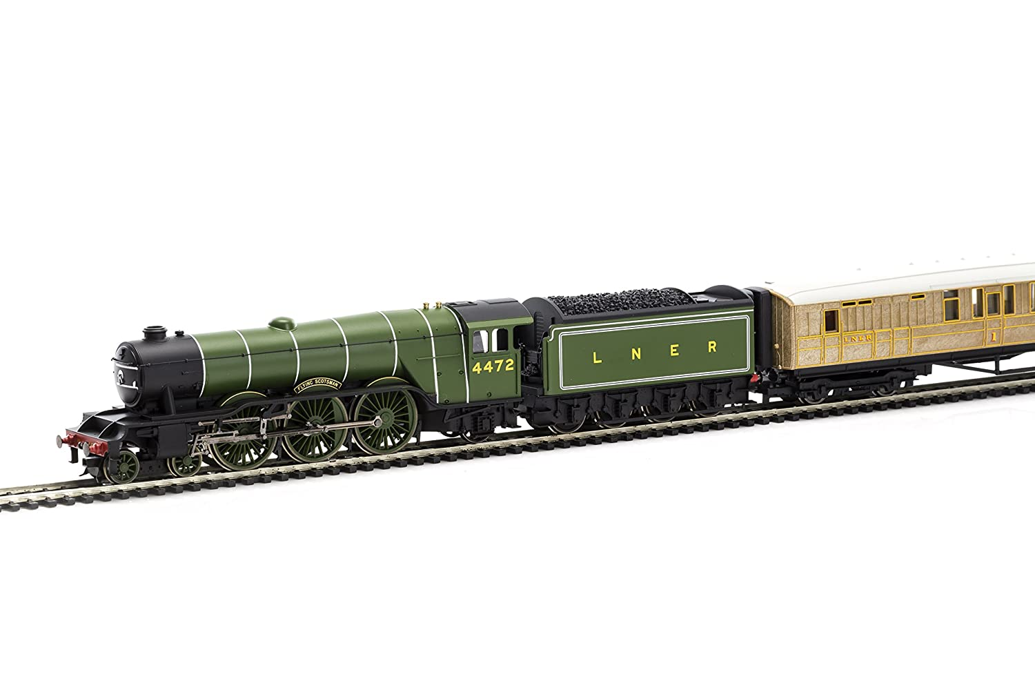 Hornby The Flying Scotsman A1Class #4472 OO Train Set R1167