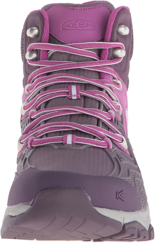 KEEN Womens Aphlex Mid Waterproof Boot