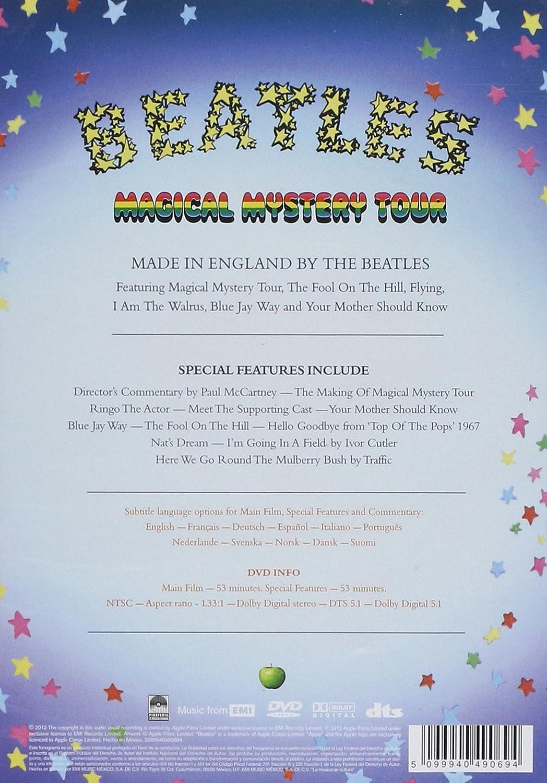 Amazon The Beatles Magical Mystery Tour Paul McCartney
