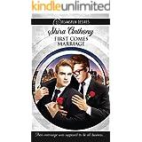 First Comes Marriage (Dreamspun Desires Book 2)