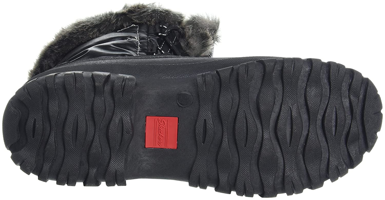 Skechers Schwarz Damen Windom Stiefel Schwarz Skechers (schwarz) 15c399