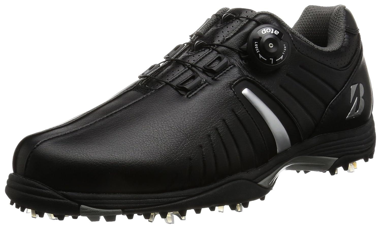 [ブリヂストンゴルフ] ゴルフシューズ、スパイク、ダイヤル式  SHG720BK B01FM22TKO 26.5 cm 3E ブラック