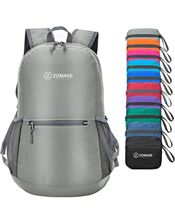 845cd739a7 ZOMAKE Ultra Lightweight Packable Backpack Water Resistant Hiking  Daypack