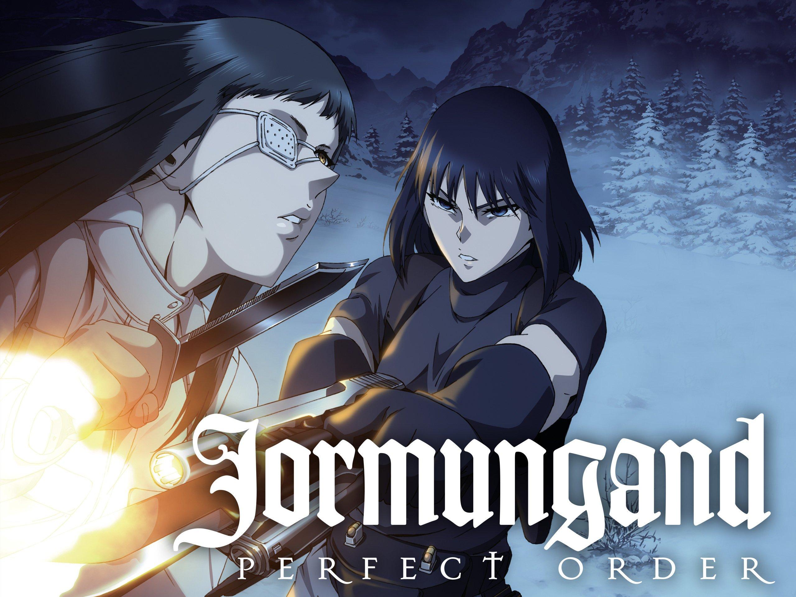 Amazon com: Watch Jormungand Perfect Order Season 2 | Prime