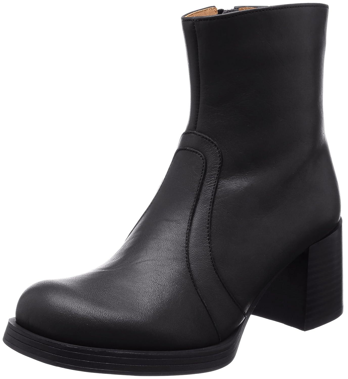 [アシナガオジサン] ブーツ  3710189 B07355FSHT 24.5 cm 2E ブラック ブラック 24.5 cm 2E