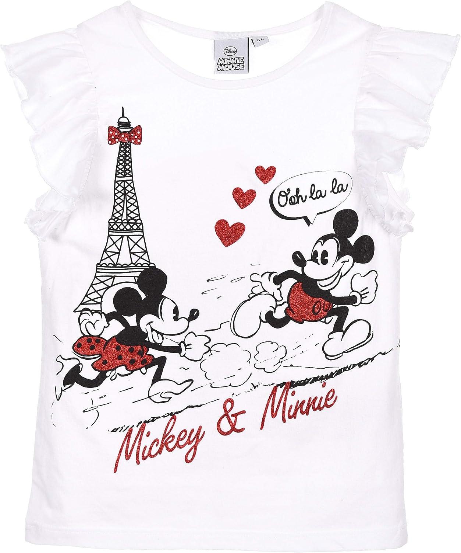 Minnie Mouse Bambina Pigiama Corto