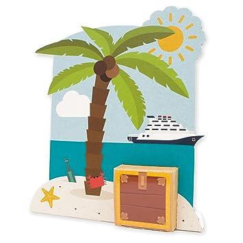 Amazon De Itenga Geldgeschenk Oder Gastgeschenk Verpackung Urlaub