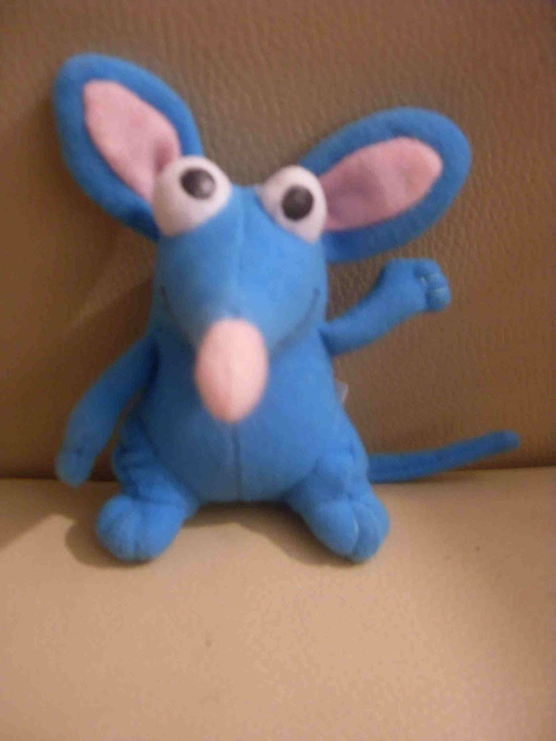 Tutter The Mouse From Bear In The Big Blue House Amazoncouk Toys