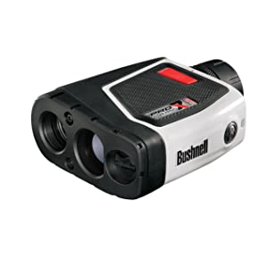 The Bushnell Pro X7 Jolt Slope Golf Rangefinder