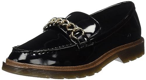 COOLWAY Berlin, Mocasines para Mujer, Negro (Blk), 39 EU: Amazon.es: Zapatos y complementos
