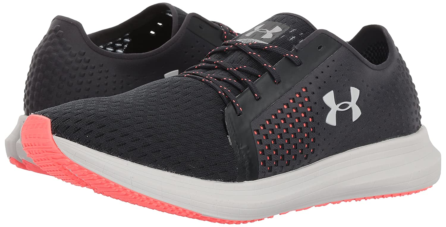 Under Armour Women's 9 Sway Running Shoe B071HN2N27 9 Women's M US|Anthracite (106)/Elemental 13eaf7