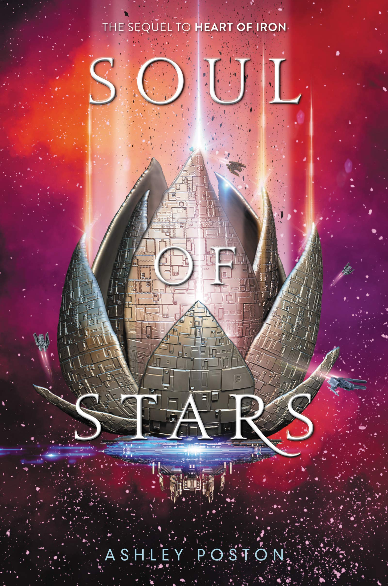 Amazon.com: Soul of Stars (9780062847331): Poston, Ashley: Books