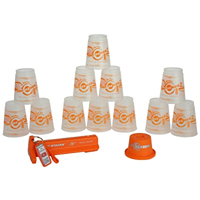 Speed Stacks Set - Pro Series 2 Si Eun Kim: Toys & Games
