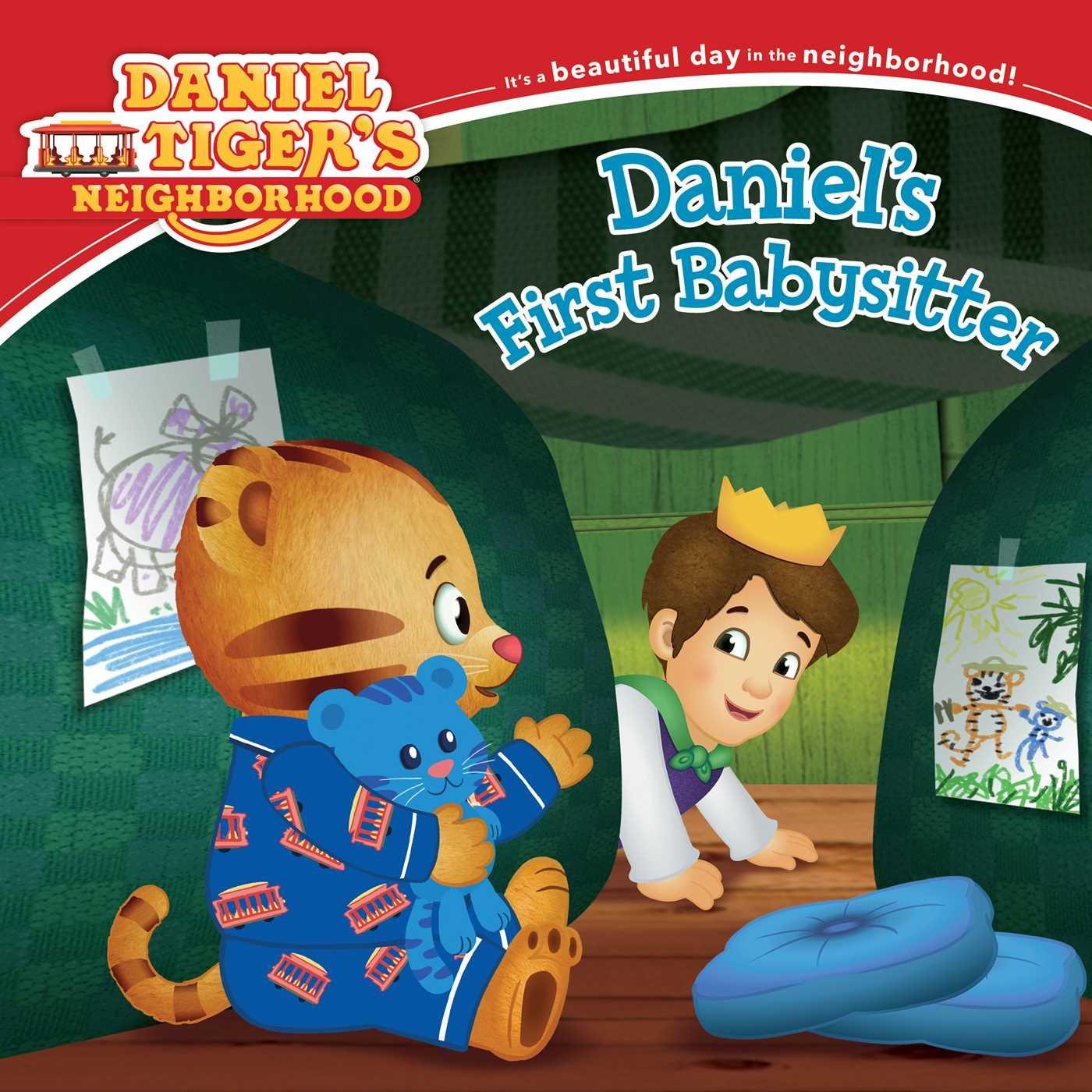 Daniel's First Babysitter (Daniel Tiger's Neighborhood) PDF