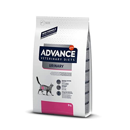 Advance Veterinary Diets Urinary Croquettes pour Chat Troubles Urinaires 8 kg