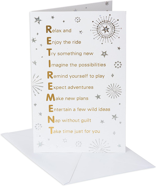 RETIREMENT CARDS