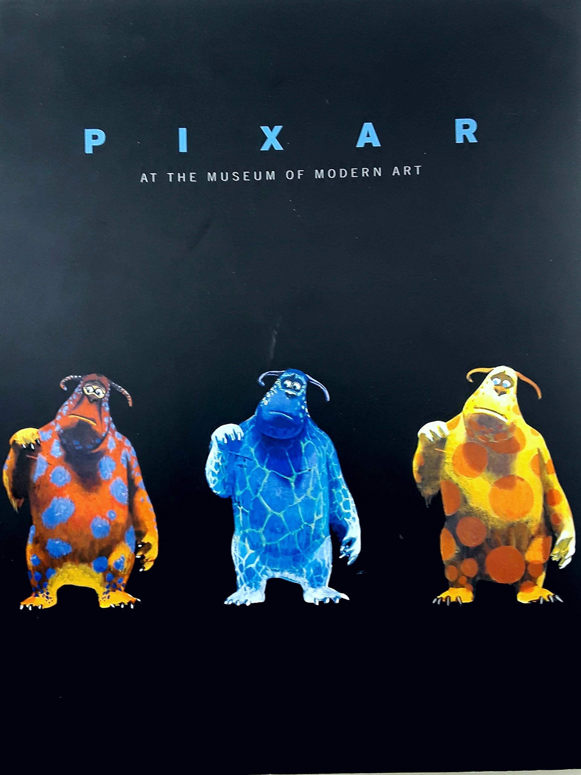 Download Pixar : At the Museum of Modern Art PDF