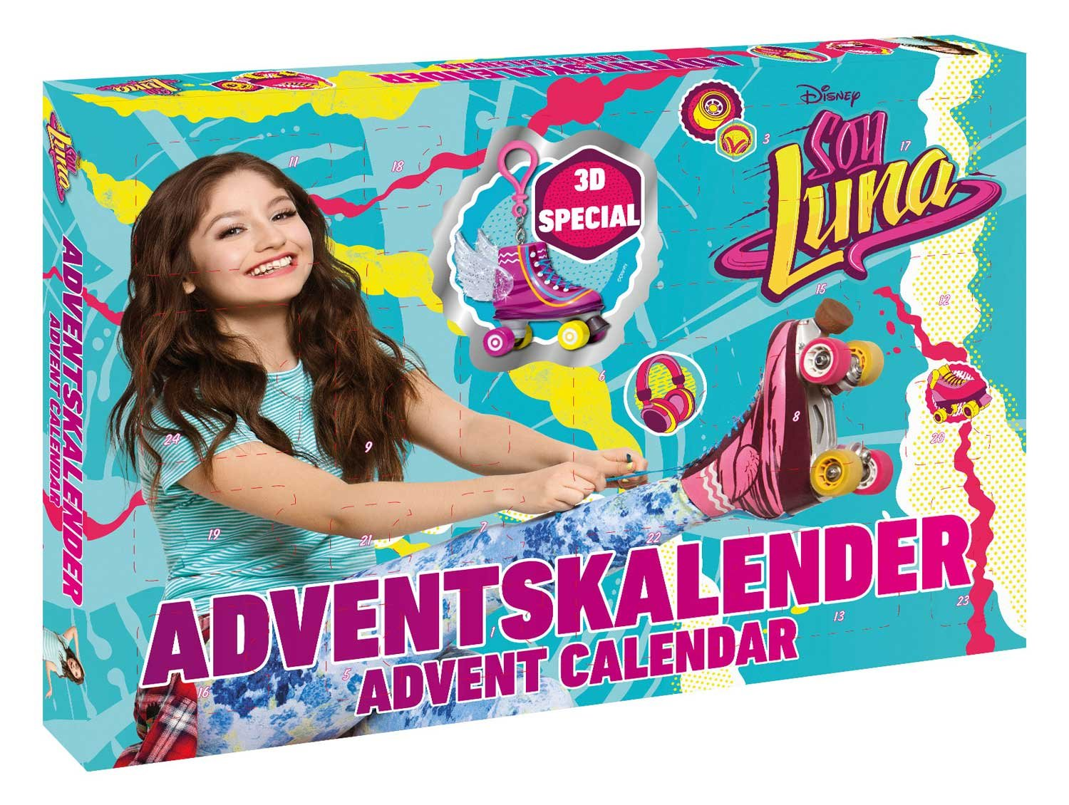 Craze 57408 - Adventskalender Disney Soy Luna Craze_57408