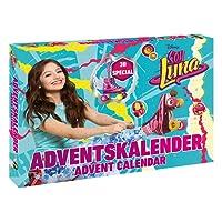 Disney - Soy Luna Calendrier de l'Avent, 57408