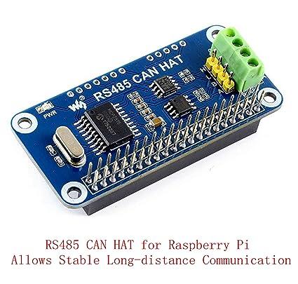 Amazon Com Pzsmocn Rs485 Can Hat For Raspberry Pi Zero Zero W Zero