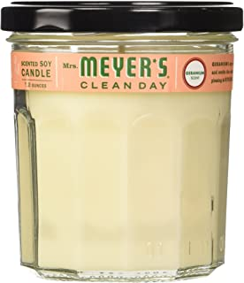 product image for MRS Meyers Clean Day Candle Soy Geranium
