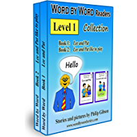 Word by Word Readers: Level 1: A Child's Introduction to Reading (Word by Word Collections) (English Edition)