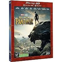 Black Panther Blu-ray 3D + 2D - Marvel [Combo Blu-ray 3D + Blu-ray 2D]