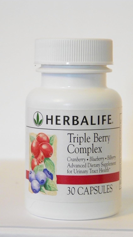 Amazon.com: Herbalife – Triple berry Complex – 30 Cápsulas ...