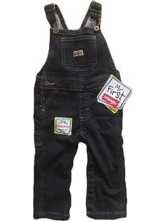 Amazon Com Liberty Infant Boy S Denim Bib Overall Clothing