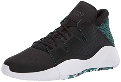 new product 15cf4 6da4c adidas Men s Pro Vision, Black White Active Green, ...