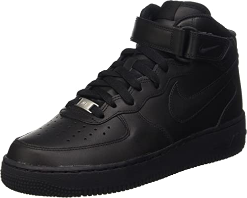 air force 1 donna nero