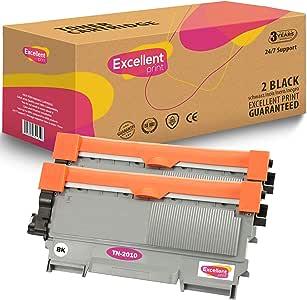 Uitstekende Print TN-2010 TN-2220 Compatible Toner cartridge for Brother HL-2240 HL-2130 HL-2270DW HL-2240D 2 Zwart