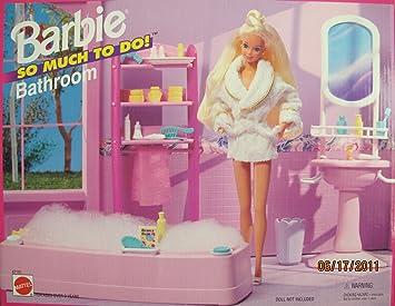 Vasca Da Bagno Barbie : Mattel v barbie camper incl cucina bagno vasca