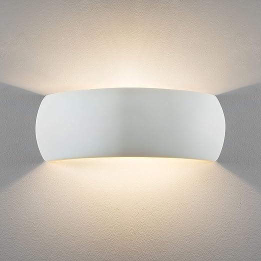 Astro Lighting Milo 7506 Ceramica Luce A Parete: Amazon.it ...