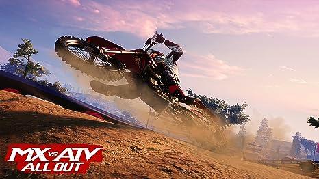 MX vs. ATV All Out - Xbox One [Importación alemana]: Amazon.es: Videojuegos