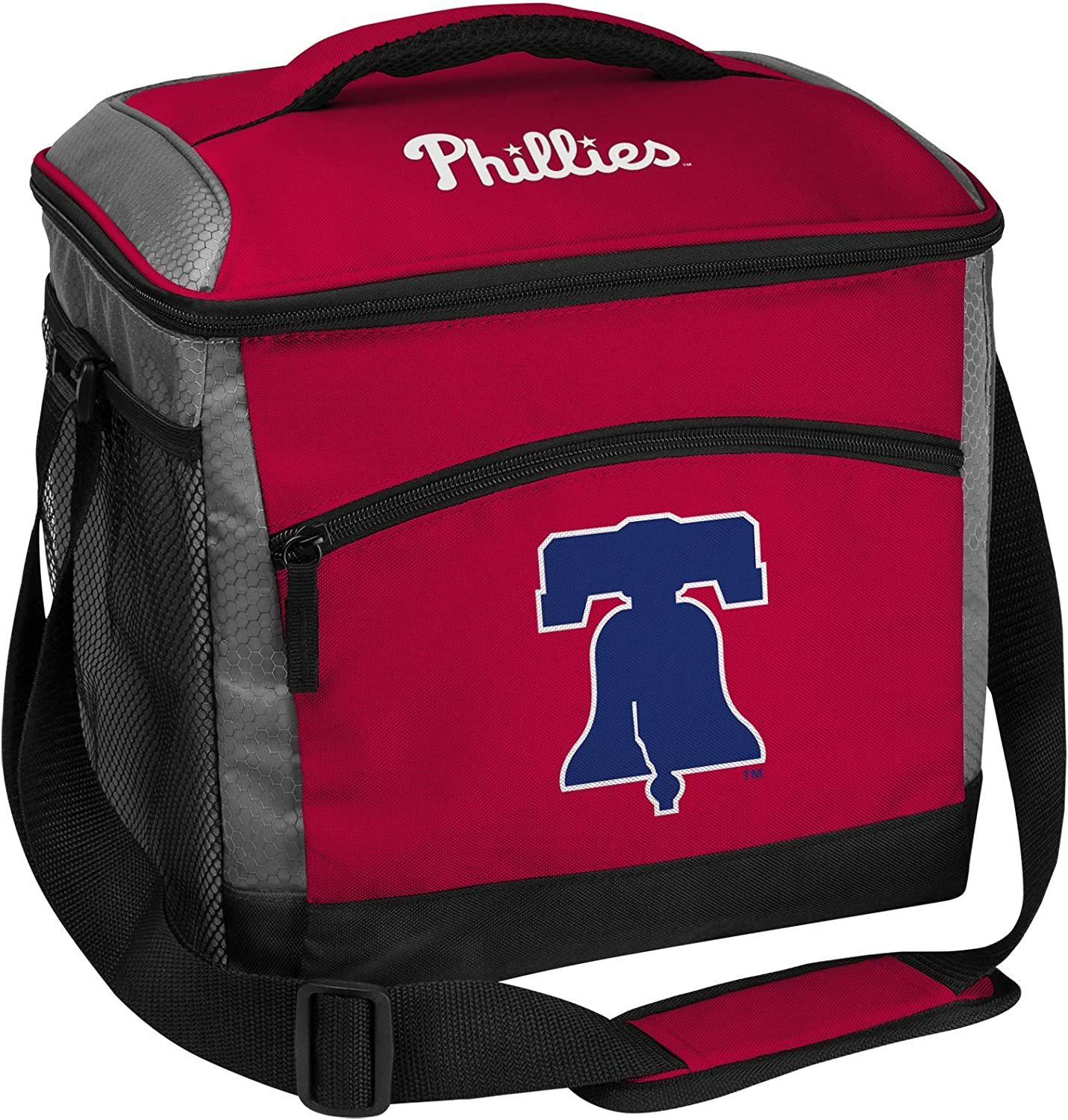 Rawlings MLB Soft Sided Insulated Cooler Bag, 24-Can Capacity (ALL TEAM OPTIONS)