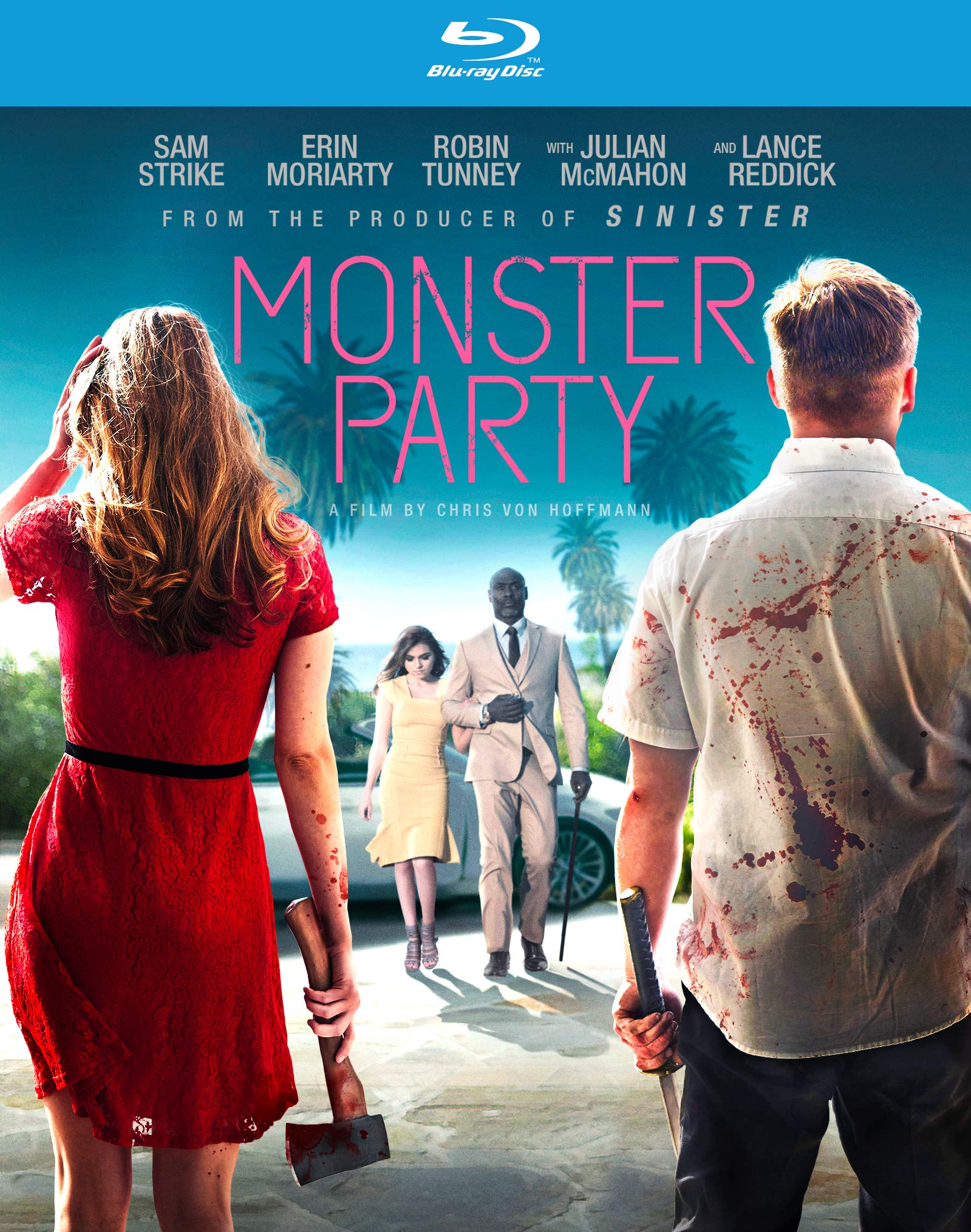 Blu-ray : Monster Party (Subtitled)