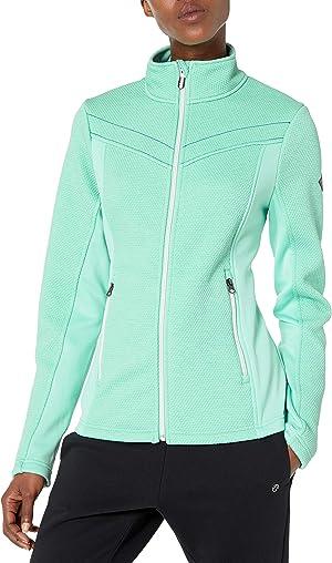Spyder Women's Encore Fleece Jacket – Ladies Full Zip