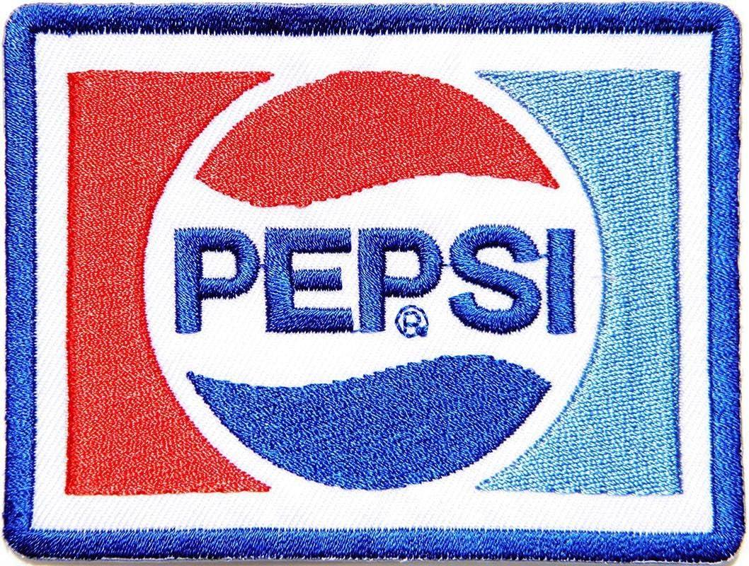 Pepsi bebida gaseosa con el logotipo de la chaqueta de símbolo ...