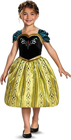Amazon.com: Traje de Anna de la película Frozen, de ...