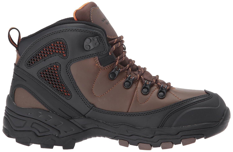 Skechers PEDLEY ASTER Men's Outdoor Boots Waterproof RELAXED FIT, tamaño de zapato:EUR 42