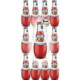 San Pellegrino Aranciata Rossa Sparkling Blood Orange Flavoured Beverage, 6.75 Oz Glass Bottle (Pack of 12, Total of 81…