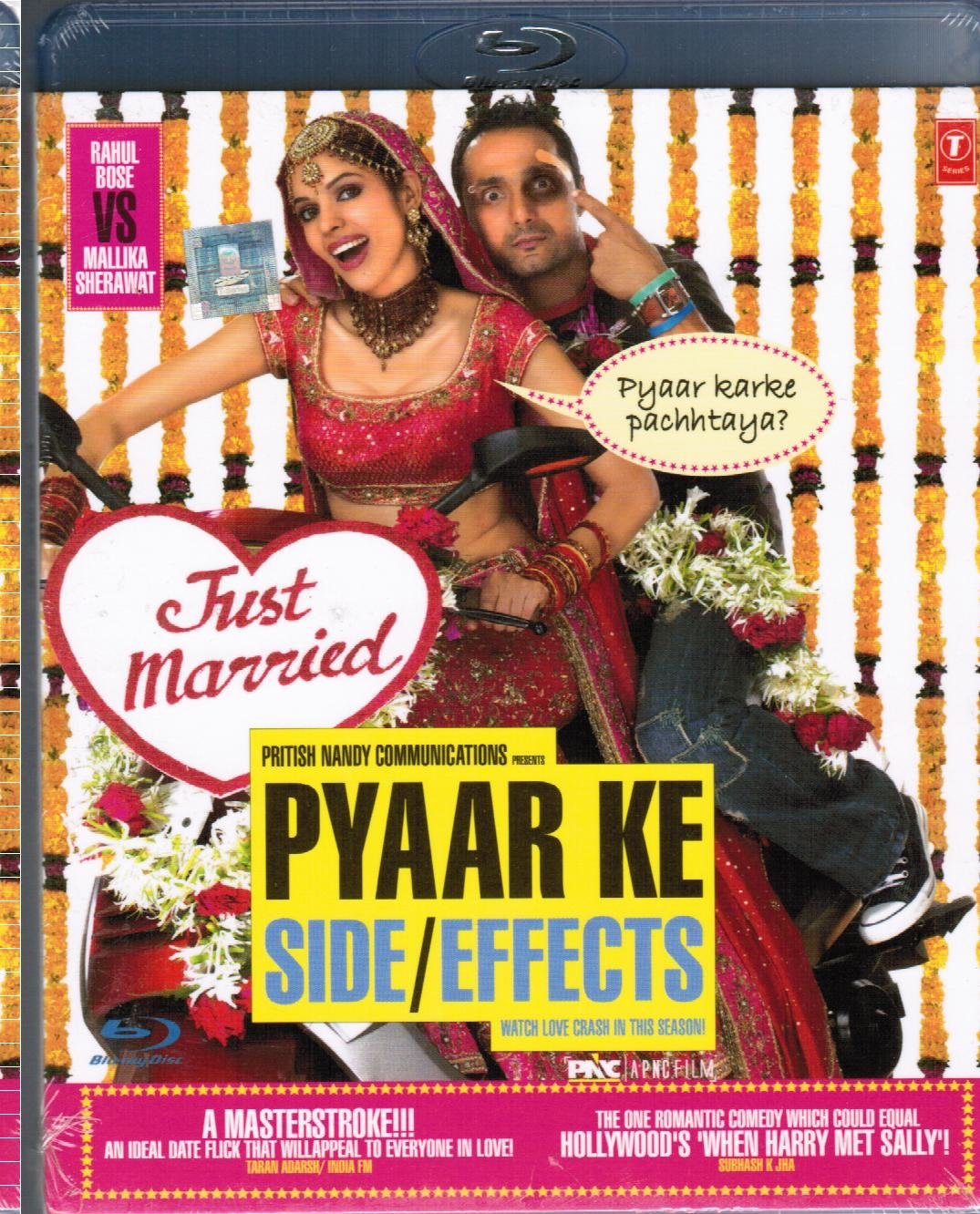 Pyaar Ke Side Effects 2006 BD50 Untouched BluRay 1080p T-Series DRs | G- Drive |