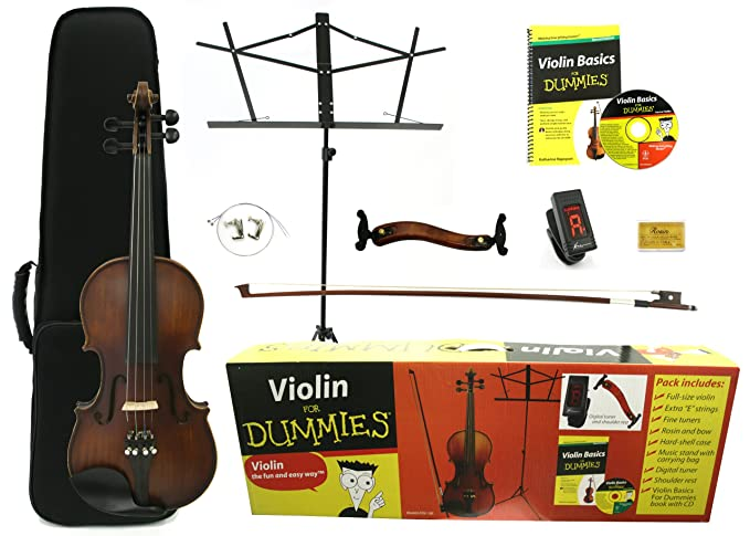 Amazon.com: Violín para el paquete de maniquíes para ...