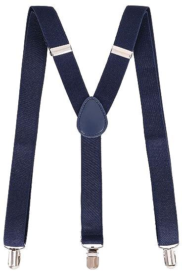 90d81a4fe Denovit Men   Women s Classic Dapper Adjustable Suspender Belt Straps