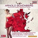Schoenberg: Complete Songs (Samtliche Lieder) (Capriccio: C7120) (Claudia Barainsky/ Melanie Diener/ Konrad Jarnot/ Christa Mayer/ Markus Schäfer/ Anke Vondung/ Urs Liska)