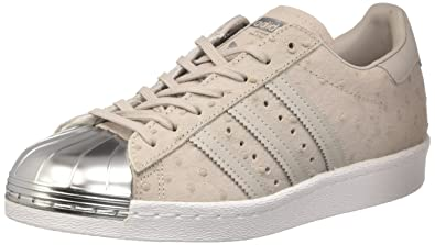 adidas Superstar 80s Metal Toe W chaussures 4,0 grey/silver, 36 2