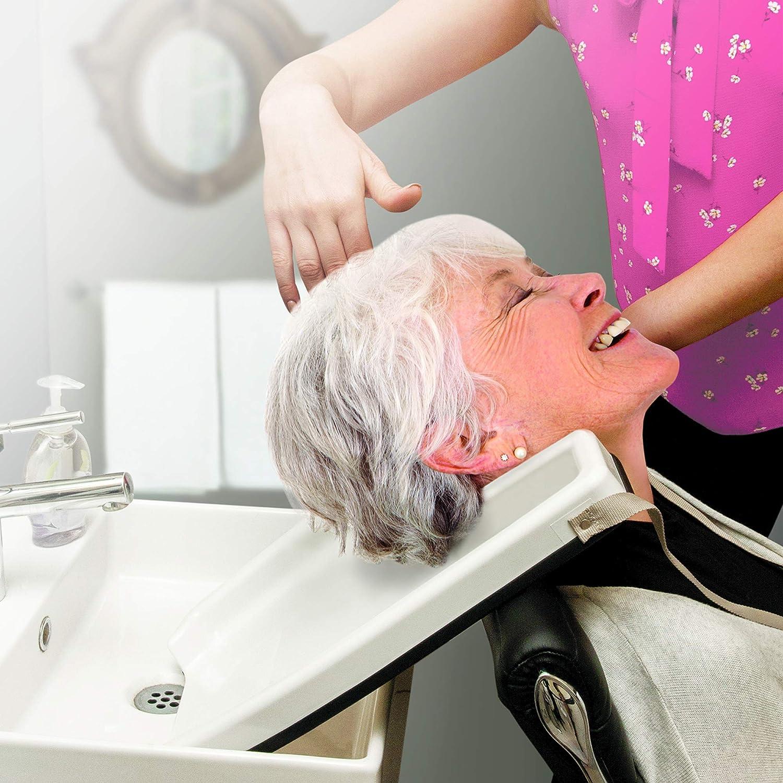 Hair Shampoo and Rinse Tray - SHAMTRAYDB8087 : Portable Shampoo Bowl : Beauty